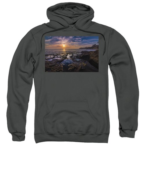 Diver's Cove Sunset Sweatshirt