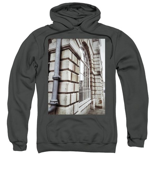 English Buildings Detail Sweatshirt