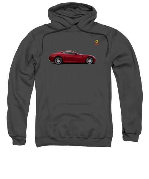 Ferrari 599 Gtb Sweatshirt by Douglas Pittman