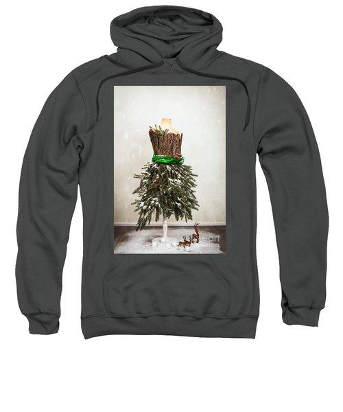 Festive Christmas Mannequin Sweatshirt