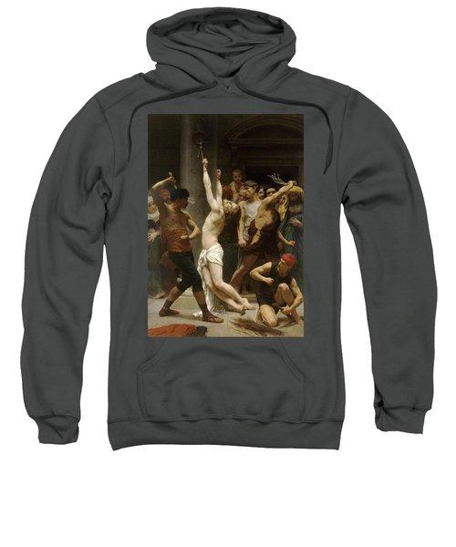 Flagellation Of Christ Sweatshirt