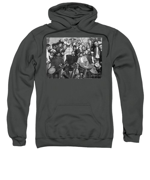 Francisco Pancho Villa Sweatshirt