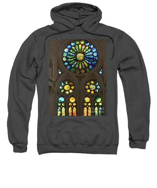 Graphic Art From Photo Library Of Photographic Collection Of Christian Churches Temples Of Place Of  Sweatshirt