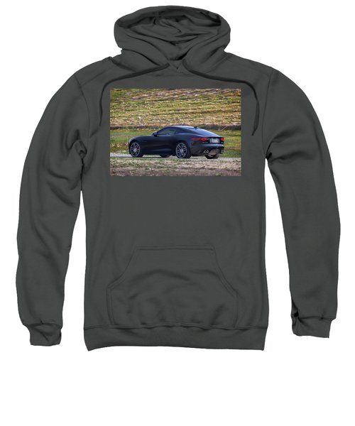 #jaguar #f-type #print Sweatshirt