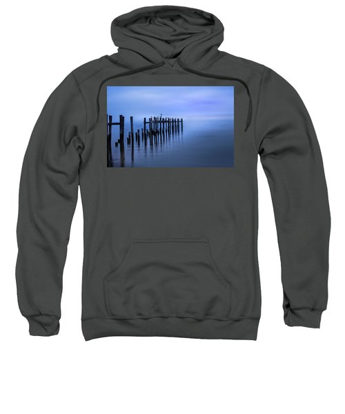 Colorful Overcast At Twilight Sweatshirt