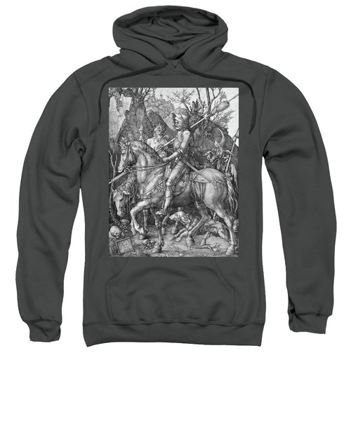 Knight Death And The Devil Sweatshirt