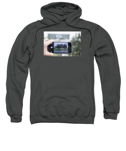 Penn State Beaver Stadium  Sweatshirt by John McGraw