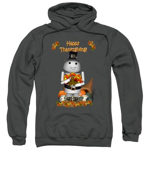 Robo-x9 The Pilgrim Sweatshirt