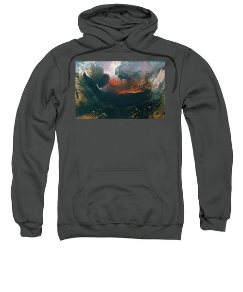 The Great Day Of His Wrath Sweatshirt