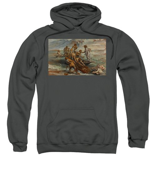 The Miraculous Draught Of Fishes Sweatshirt