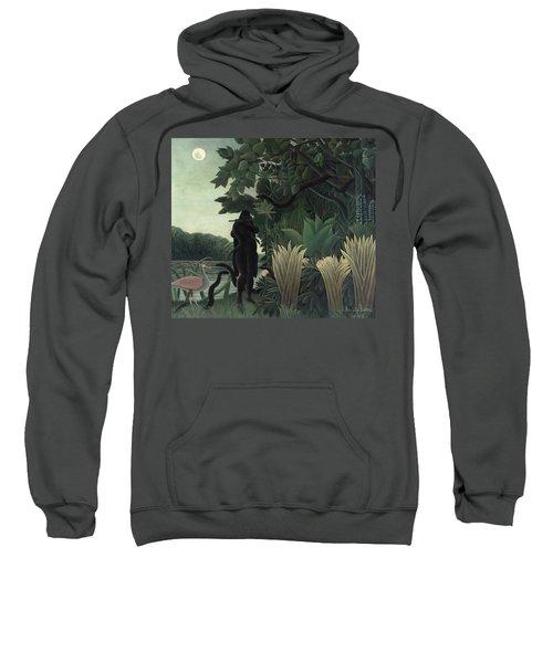 The Snake Charmer Sweatshirt
