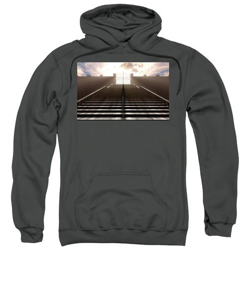 The Stairs To Heavens Gates Sweatshirt