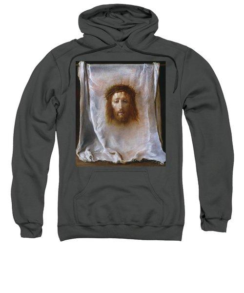 The Veil Of Veronica Sweatshirt