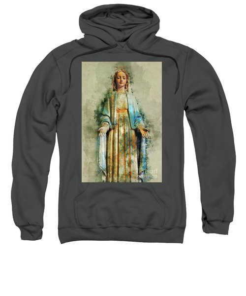 The Virgin Mary Sweatshirt