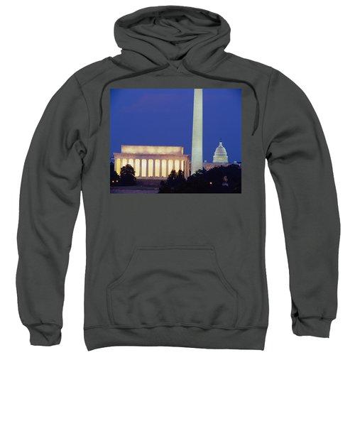 Washington Dc Sweatshirt by Panoramic Images