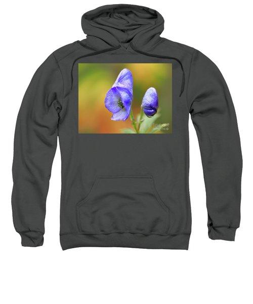 Wolf's Bane Flower Sweatshirt