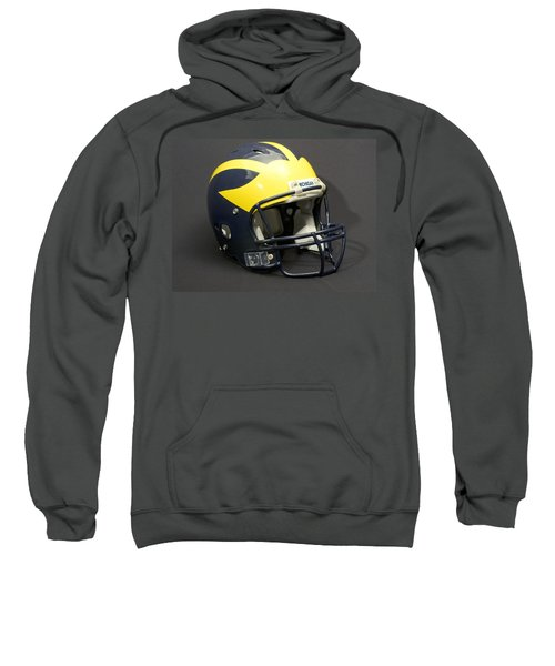 2000s Wolverine Helmet Sweatshirt