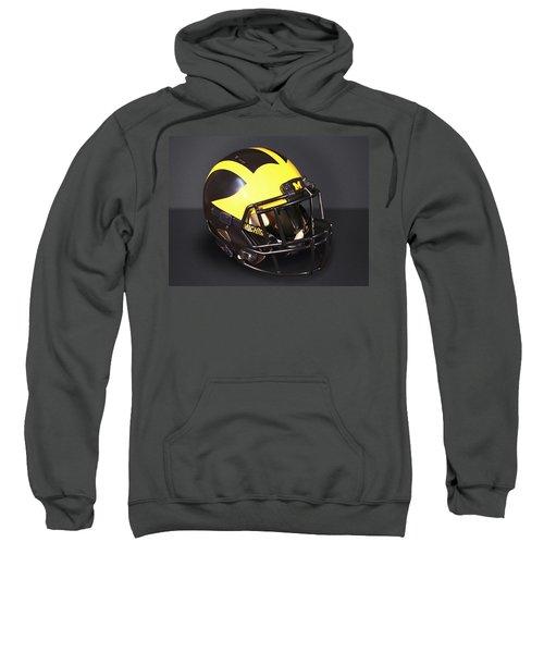 2010s Wolverine Helmet Sweatshirt