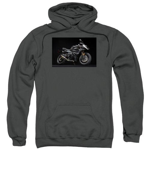 2014 Triumph Daytona 675 Disalvo Edition Sweatshirt