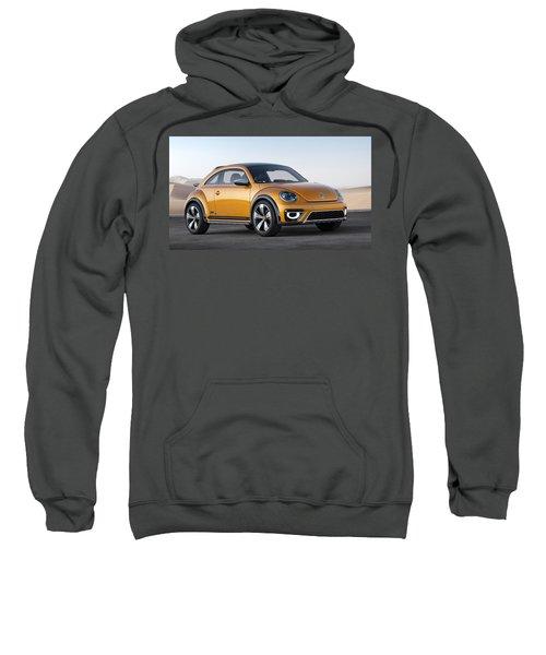 2014 Volkswagen Beetle Dune Concept Sweatshirt