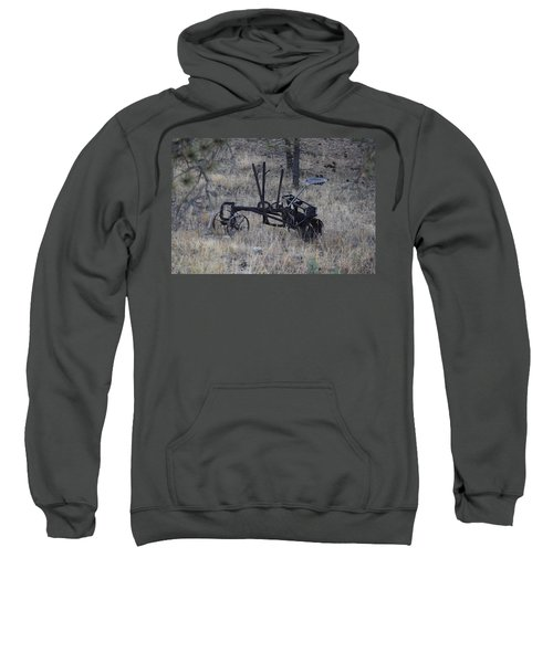 Old Farm Implement Lake George Co Sweatshirt