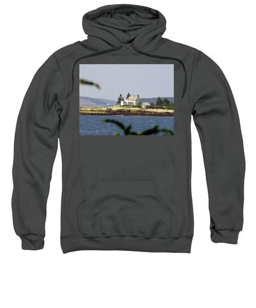 2015 Winter Harbor Light Sweatshirt
