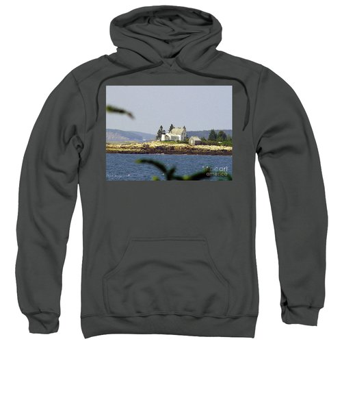 2015 Winter Harbor Light Sweatshirt