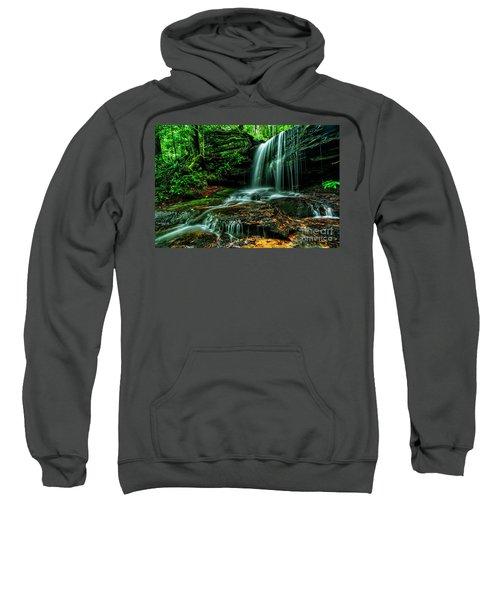 West Virginia Waterfall Sweatshirt