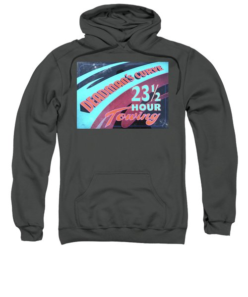 23 1/2 Hour Towing Sweatshirt