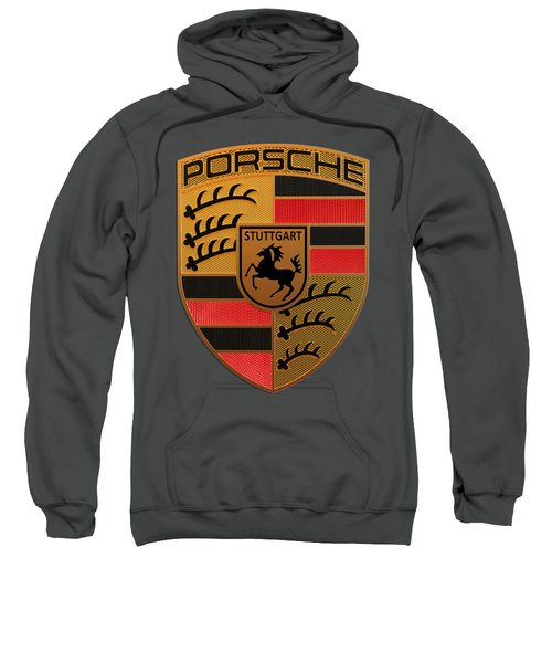 Porsche Label Sweatshirt