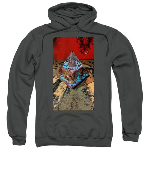 Abstract Orgone Sweatshirt