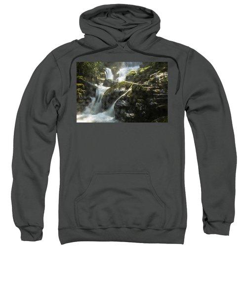 Waterfall Scenery Sweatshirt