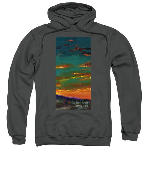 2nd In A Triptych Sweatshirt