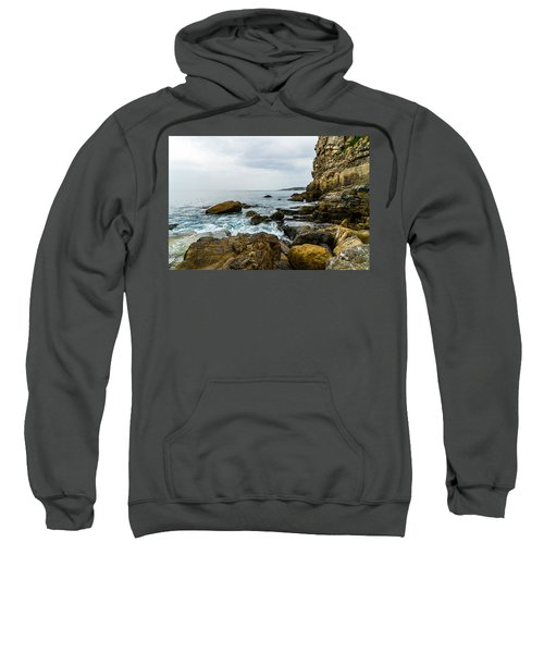 Coastline Of The Bay Sweatshirt