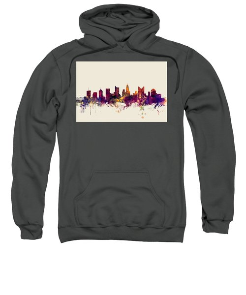 Columbus Ohio Skyline Sweatshirt
