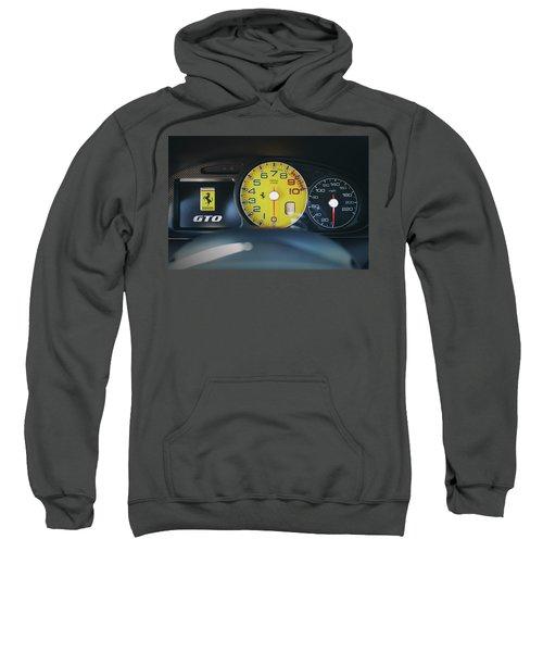 #ferrari #599gto #print Sweatshirt