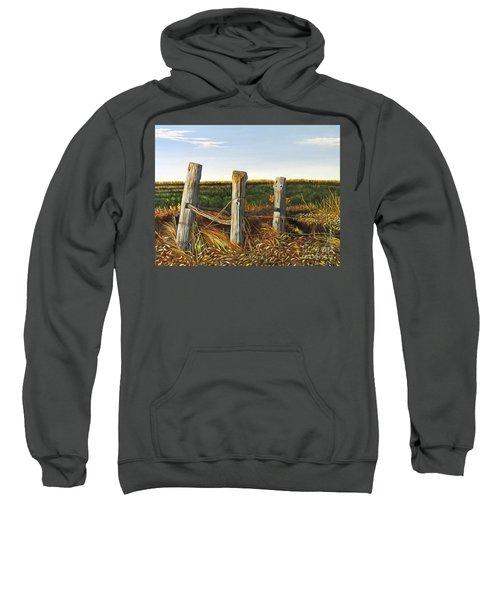 3 Old Posts Sweatshirt