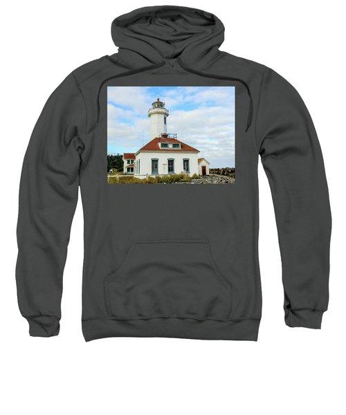 Point Wilson Lighthouse Sweatshirt