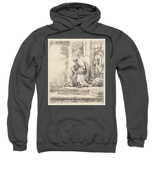 Return Of The Prodigal Son Sweatshirt