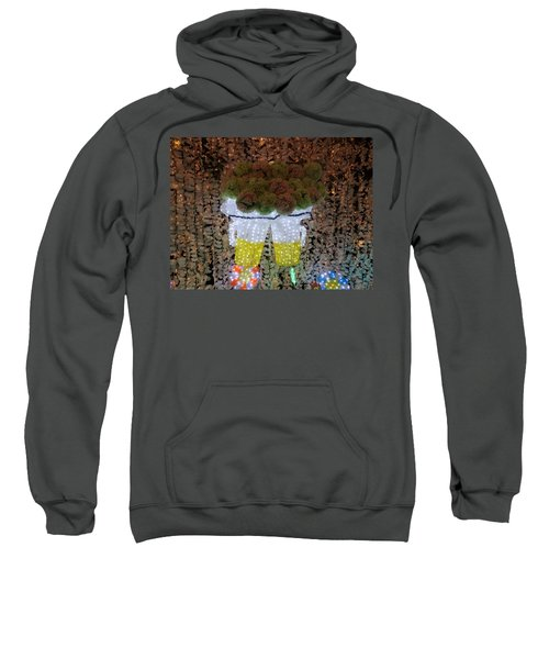 Winter Illumination Sweatshirt