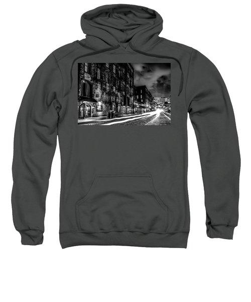 Savannah Georgia Waterfront And Street Scenes  Sweatshirt