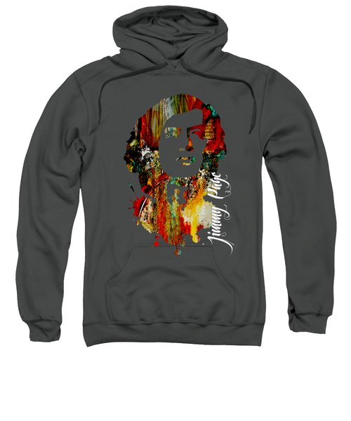 Jimmy Page Collection Sweatshirt