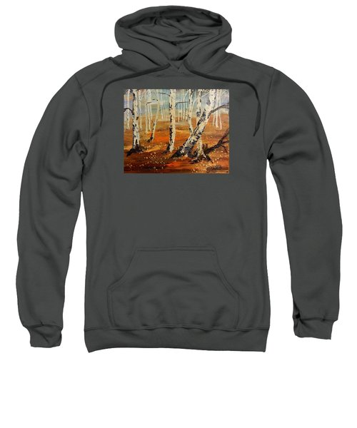 #38 Last Leaves Sweatshirt