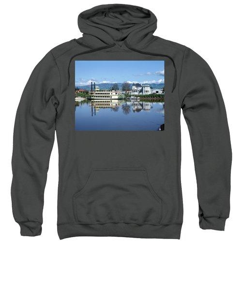 3b6380 Petaluma Queen Riverboat Sweatshirt
