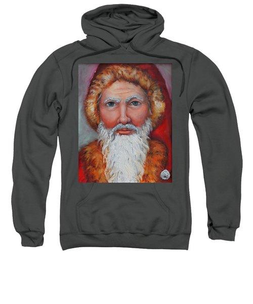 3d Santa Sweatshirt