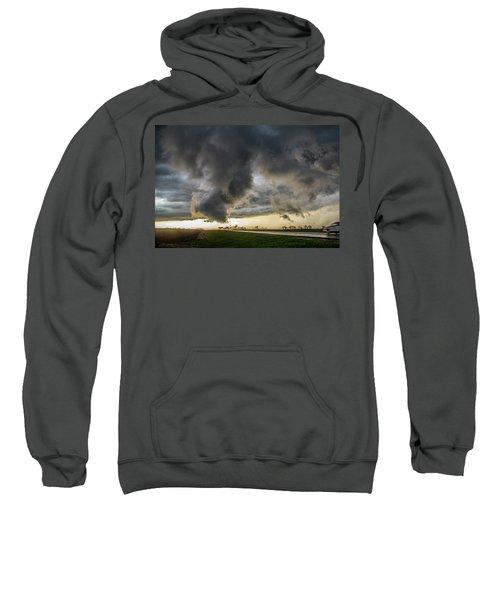 3rd Storm Chase Of 2018 051 Sweatshirt