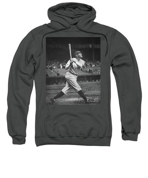 Babe Ruth  Sweatshirt by American School