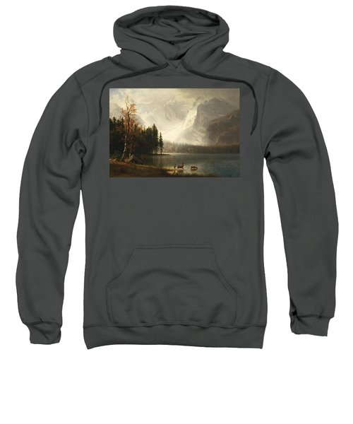 Estes Park, Colorado, Whyte's Lake Sweatshirt