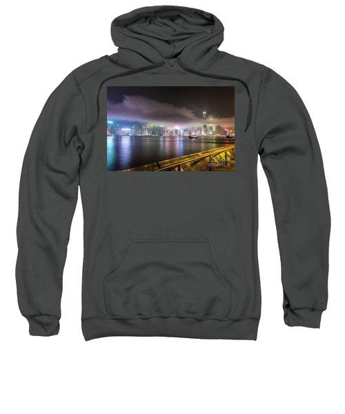 Hong Kong Stunning Skyline Sweatshirt