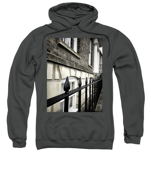 Iron Railings Detail  Sweatshirt